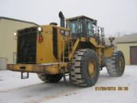 CATERPILLAR CHARGEURS SUR PNEUS MINES 988H equipment  photo 2