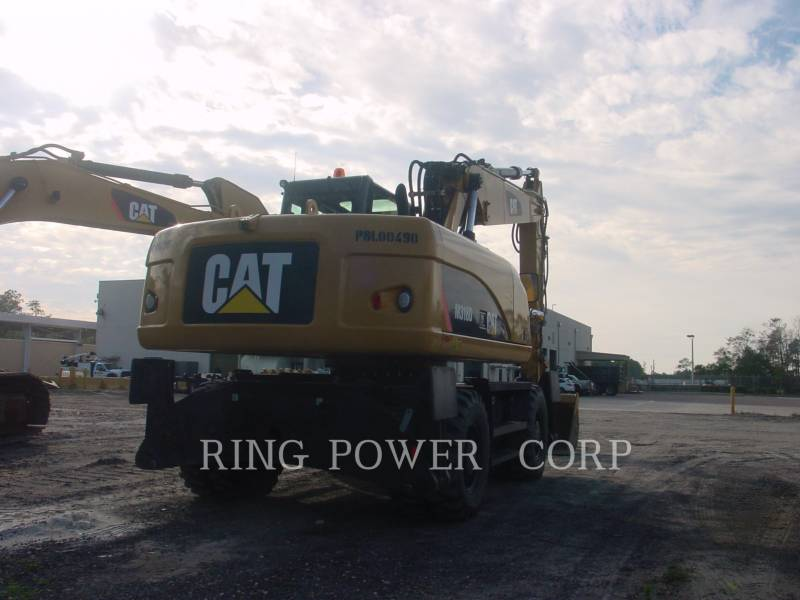 CATERPILLAR ESCAVADEIRAS M318D equipment  photo 3