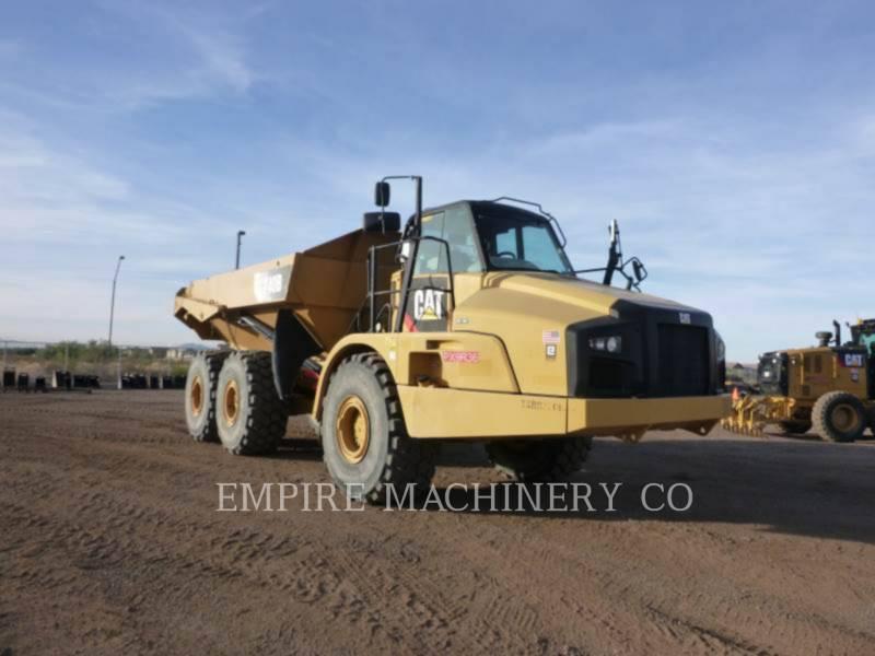 CATERPILLAR OFF HIGHWAY TRUCKS 740B TG equipment  photo 1