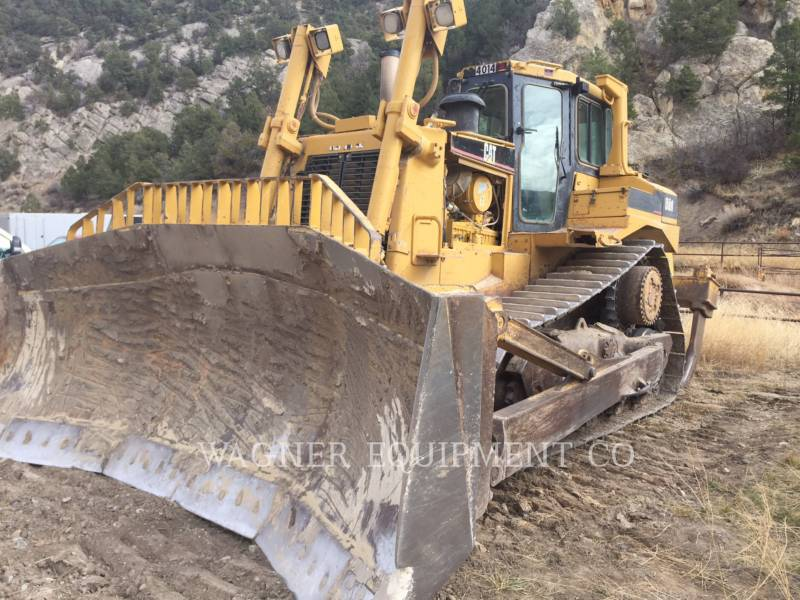 CATERPILLAR TRACTEURS SUR CHAINES D8R LRC equipment  photo 1