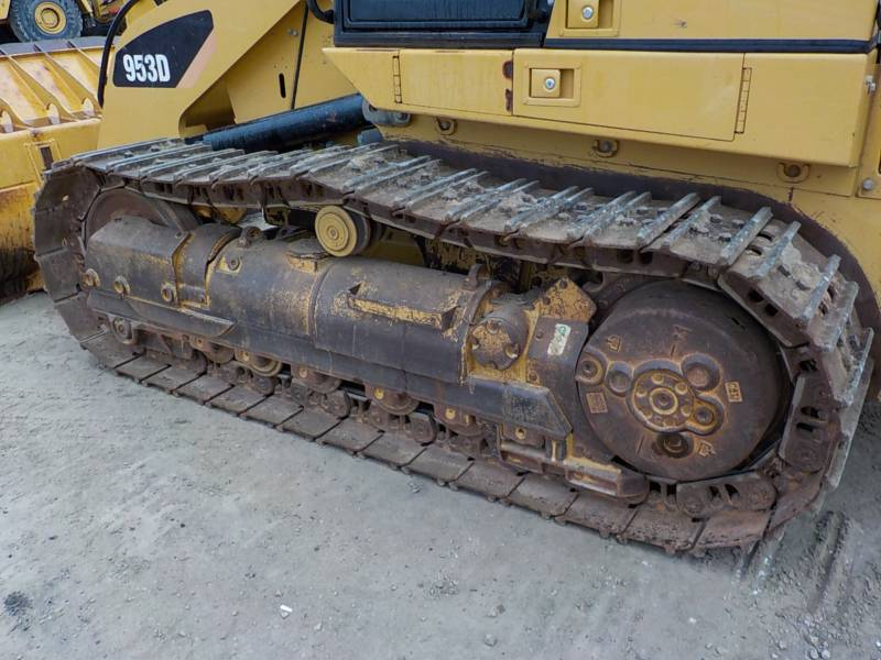 CATERPILLAR TRACK LOADERS 953D equipment  photo 12