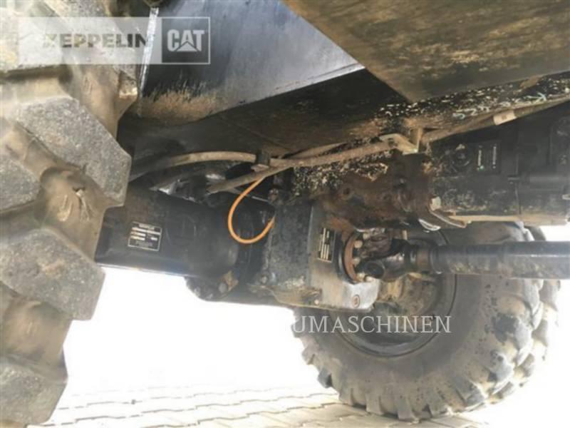 CATERPILLAR PELLES SUR PNEUS M315D equipment  photo 22