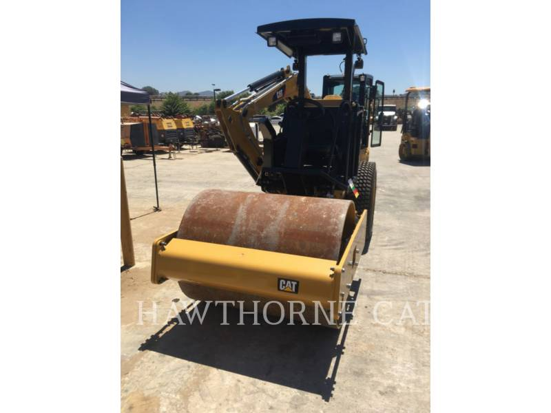 CATERPILLAR COMPATTATORE A SINGOLO TAMBURO VIBRANTE LISCIO CS34 equipment  photo 2
