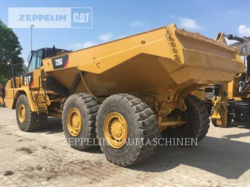 CATERPILLAR MULDENKIPPER 725C equipment  photo 6