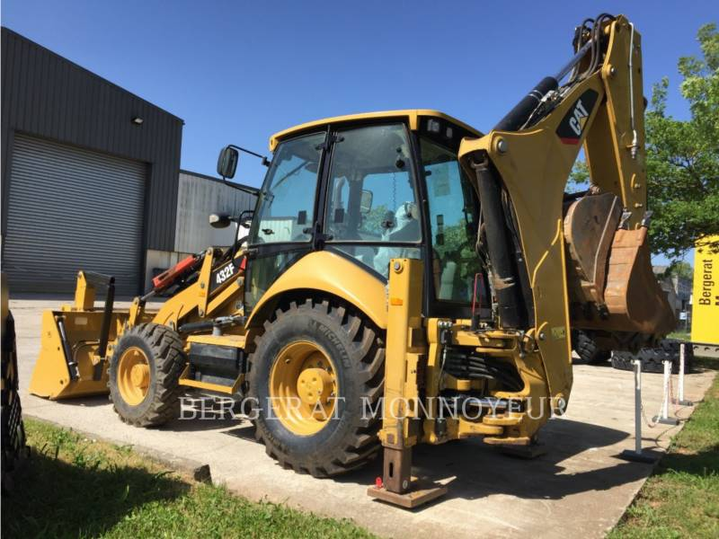 CATERPILLAR BACKHOE LOADERS 432F equipment  photo 7