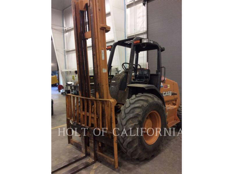 CASE/NEW HOLLAND MONTACARGAS 586G equipment  photo 1