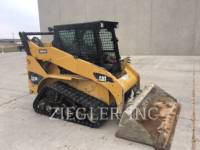 CATERPILLAR DELTALADER 257B3 equipment  photo 1