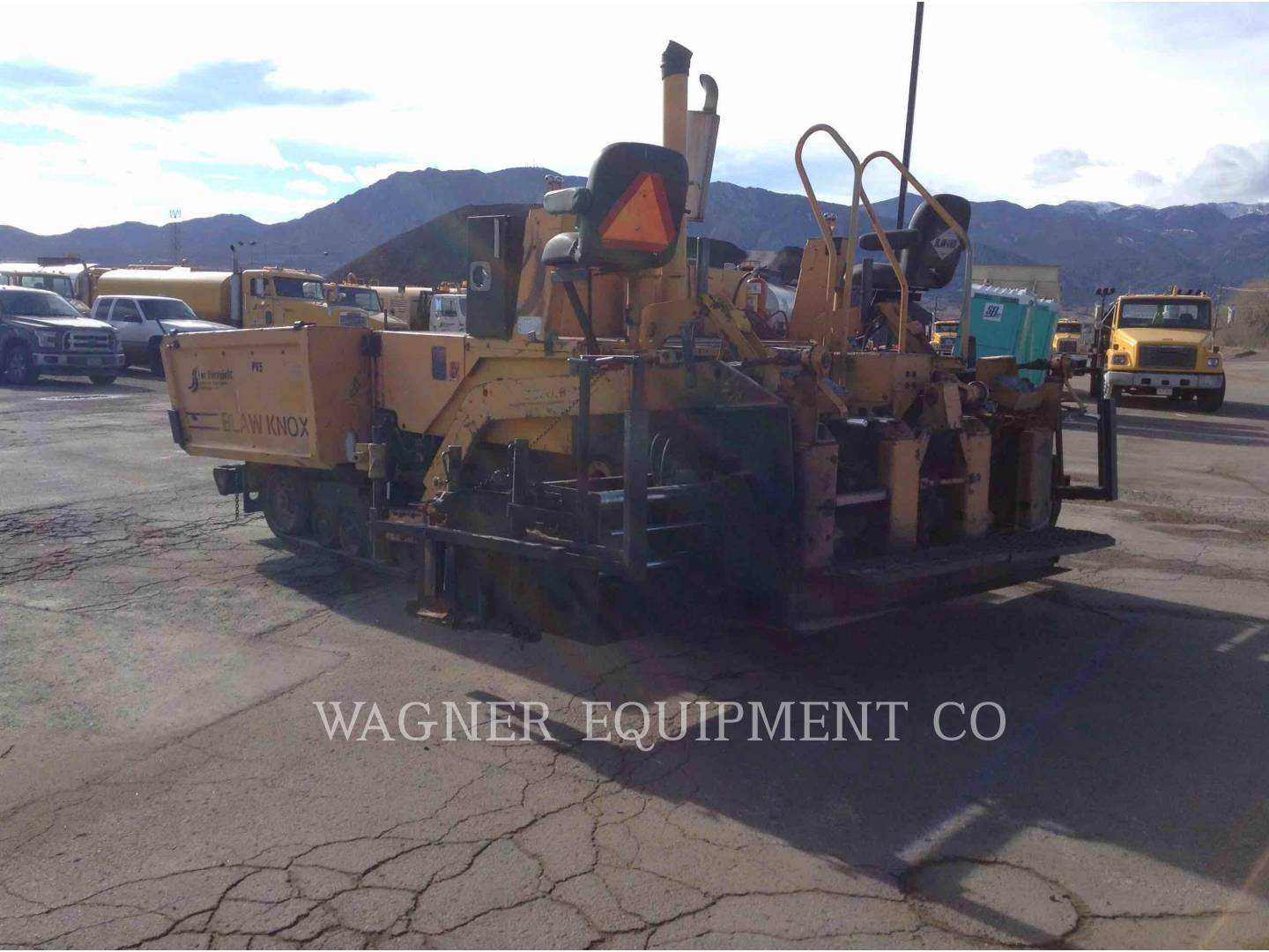Detail photo of 1999 Caterpillar PF-4410 from Construction Equipment Guide