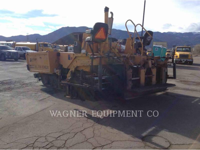 CATERPILLAR PAVIMENTADORA DE ASFALTO PF-4410 equipment  photo 4