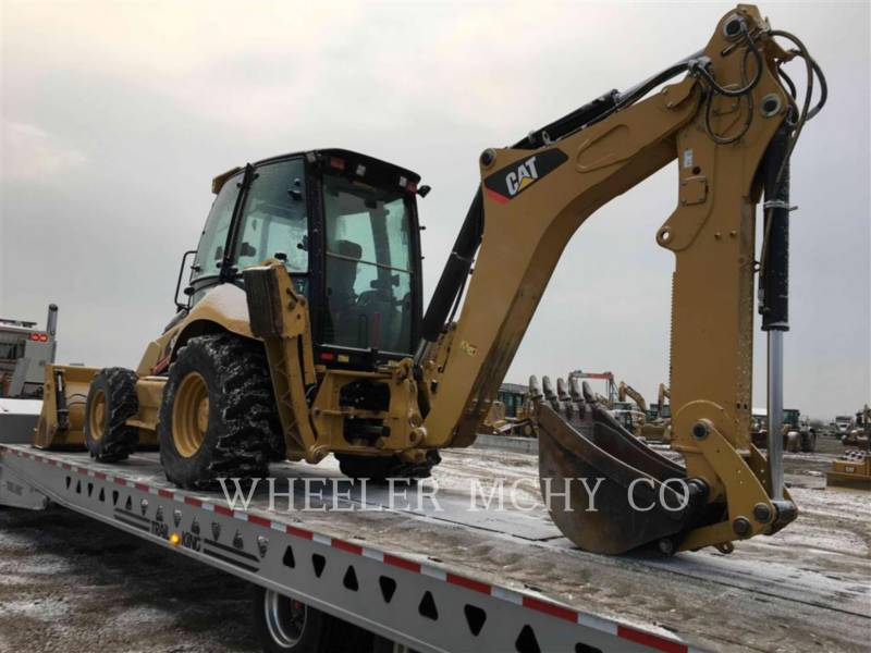 CATERPILLAR BACKHOE LOADERS 430E E MP equipment  photo 4