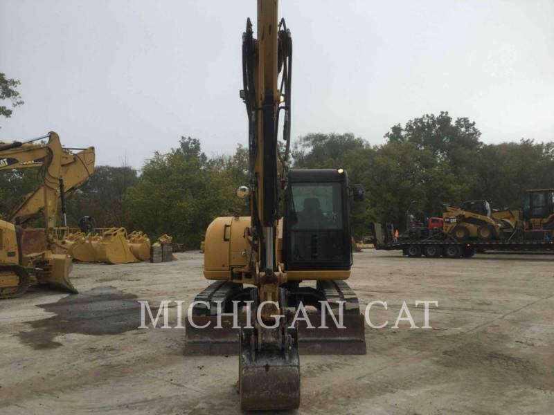 CATERPILLAR KETTEN-HYDRAULIKBAGGER 308E2 Q equipment  photo 8
