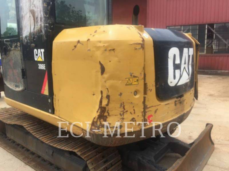 CATERPILLAR KOPARKI GĄSIENICOWE 306 E equipment  photo 6