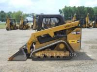 CATERPILLAR DELTALADER 249D equipment  photo 2