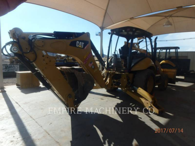 CATERPILLAR BAGGERLADER 420F 4EO equipment  photo 2