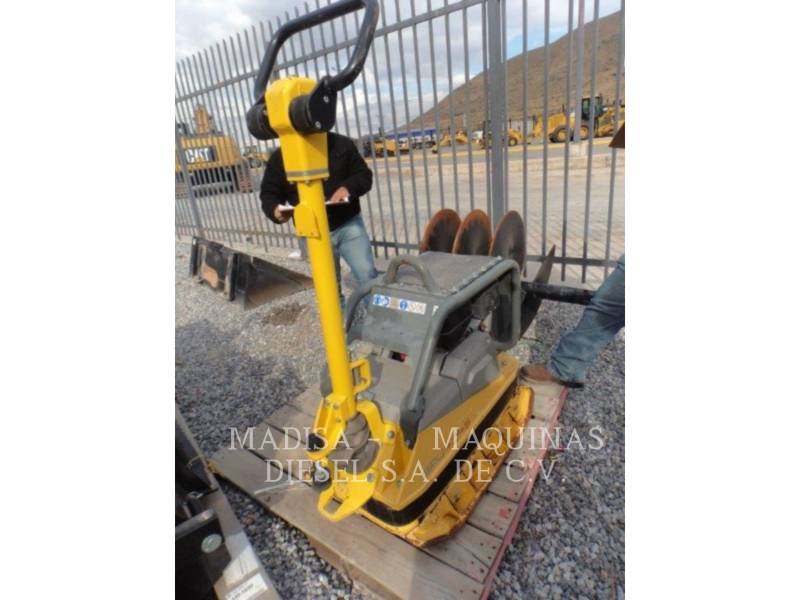 WACKER CORPORATION AG - VIBRATIONSPLATTENVERDICHTER BPU4045  equipment  photo 4