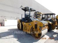 CATERPILLAR TANDEMVIBRATIONSWALZE, ASPHALT CB7 equipment  photo 1