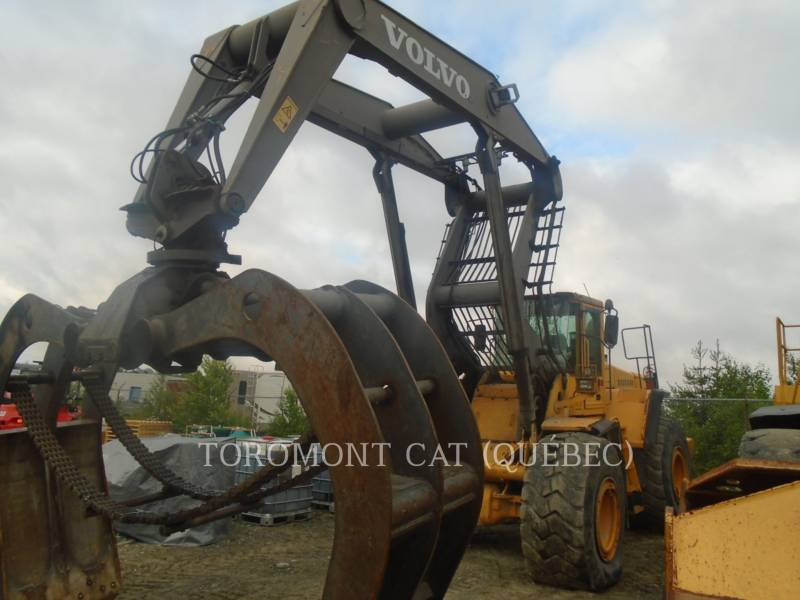 VOLVO WHEEL LOADERS/INTEGRATED TOOLCARRIERS L180E equipment  photo 1