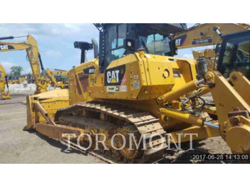 CATERPILLAR CIĄGNIKI GĄSIENICOWE D7E equipment  photo 3