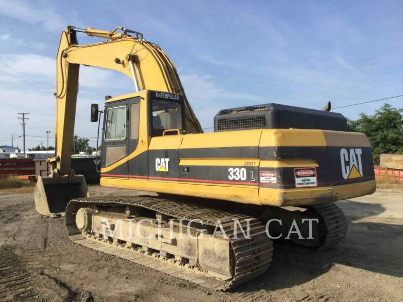CATERPILLAR EXCAVADORAS DE CADENAS 330L equipment  photo 4