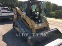 CATERPILLAR SKID STEER LOADERS 279D equipment  photo 4