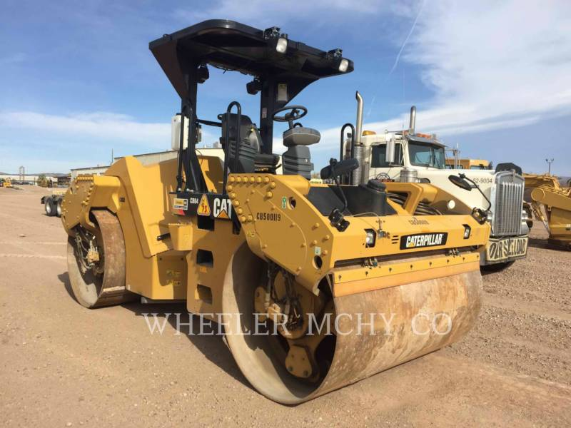 CATERPILLAR PAVIMENTADORA DE ASFALTO CB64 equipment  photo 10