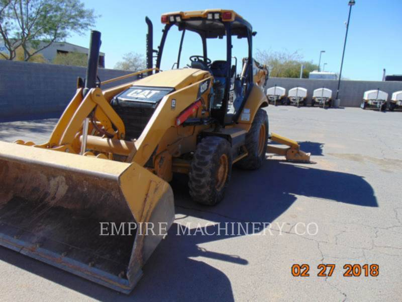 CATERPILLAR BAGGERLADER 420F 4EOM equipment  photo 4