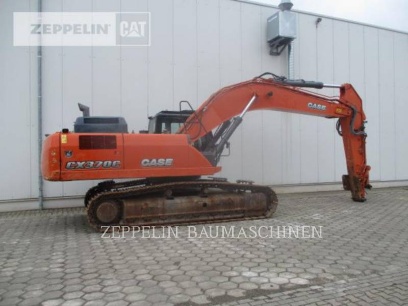CASE TRACK EXCAVATORS CX370C equipment  photo 7