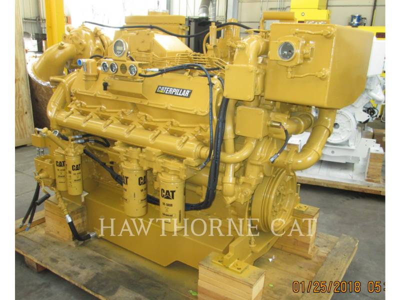 CATERPILLAR MARINA - PROPULSIONE 3412C DITA equipment  photo 1