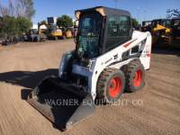 Equipment photo BOBCAT S450 MINIÎNCĂRCĂTOARE RIGIDE MULTIFUNCŢIONALE 1