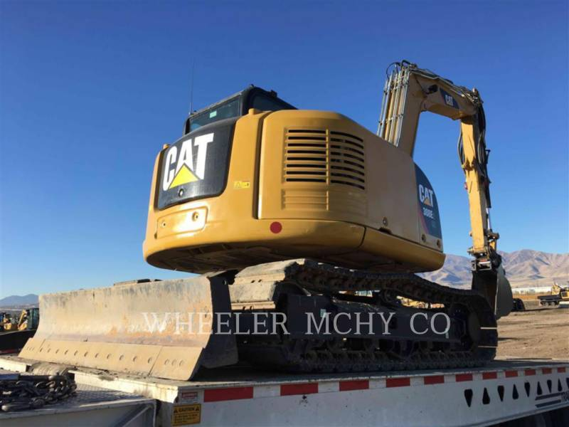 CATERPILLAR PELLES SUR CHAINES 308E2 TH equipment  photo 3