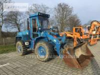 HANOMAG (KOMATSU) WHEEL LOADERS/INTEGRATED TOOLCARRIERS 22C equipment  photo 2