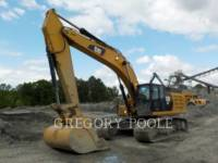 CATERPILLAR PELLES SUR CHAINES 349F L equipment  photo 1