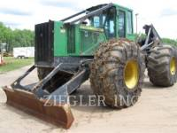 DEERE & CO. FORESTRY - SKIDDER 648H equipment  photo 3