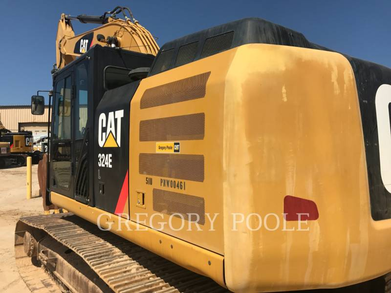 CATERPILLAR TRACK EXCAVATORS 324E L equipment  photo 10