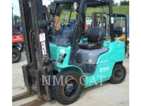 Equipment photo MITSUBISHI FORKLIFTS FG30N_MT FORKLIFTS 1