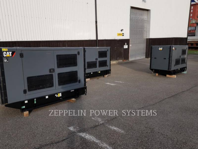 CATERPILLAR MOBILE GENERATOR SETS DE65 E3 equipment  photo 3