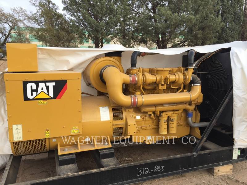 CATERPILLAR FIXE - DIESEL (OBS) C18 equipment  photo 2