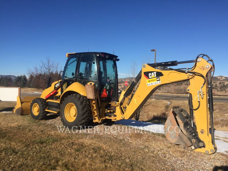 CATERPILLAR RETROEXCAVADORAS CARGADORAS 420F 4WDTB equipment  photo 1