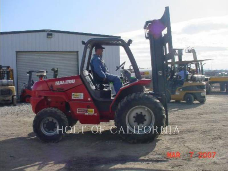 K-D MANITOU INC. FORKLIFTS M30-4 equipment  photo 1