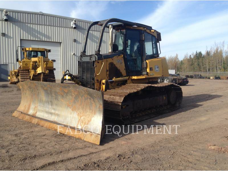 JOHN DEERE TRATORES DE ESTEIRAS 750 J equipment  photo 1