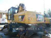 CATERPILLAR EXCAVADORAS DE RUEDAS M322 D equipment  photo 3