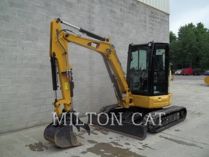 CATERPILLAR TRACK EXCAVATORS 304E2 CR equipment  photo 3