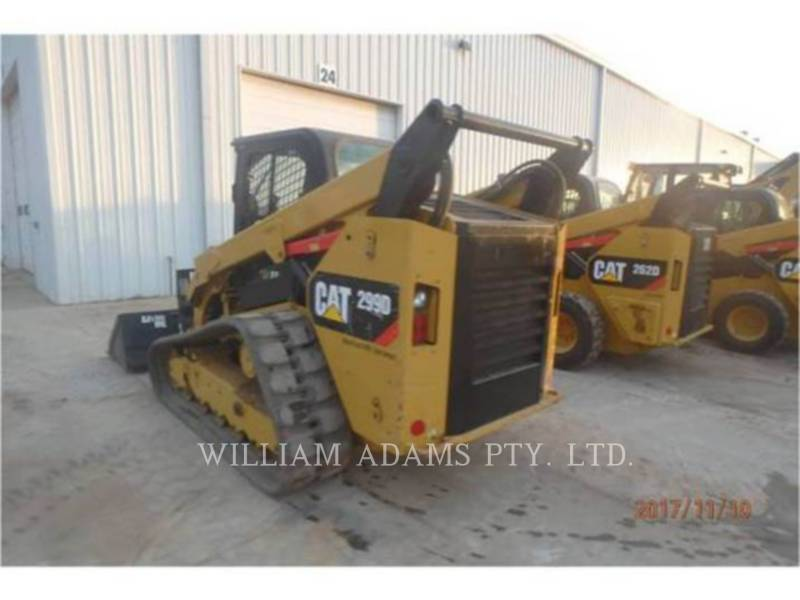 CATERPILLAR DELTALADER 299 D XHP equipment  photo 4