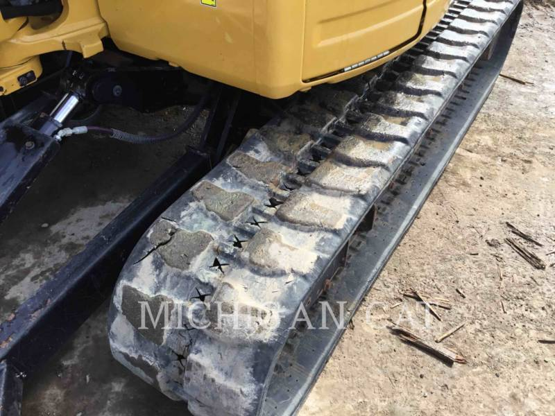 CATERPILLAR TRACK EXCAVATORS 305.5E2CR equipment  photo 17