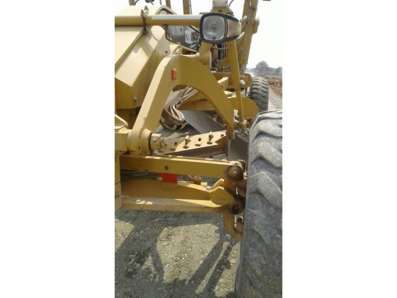 CATERPILLAR NIVELEUSES 120K2 equipment  photo 18