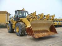 CATERPILLAR RADLADER/INDUSTRIE-RADLADER 980H equipment  photo 2