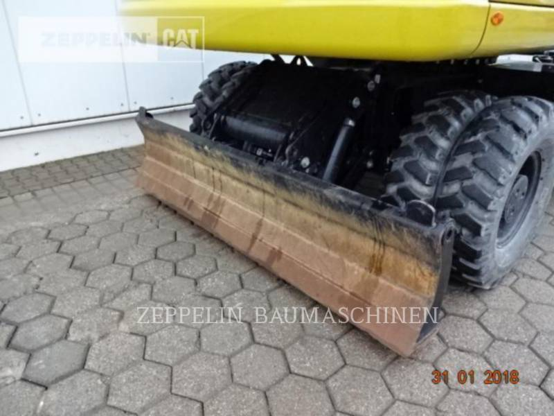 CATERPILLAR PELLES SUR PNEUS M320F equipment  photo 19