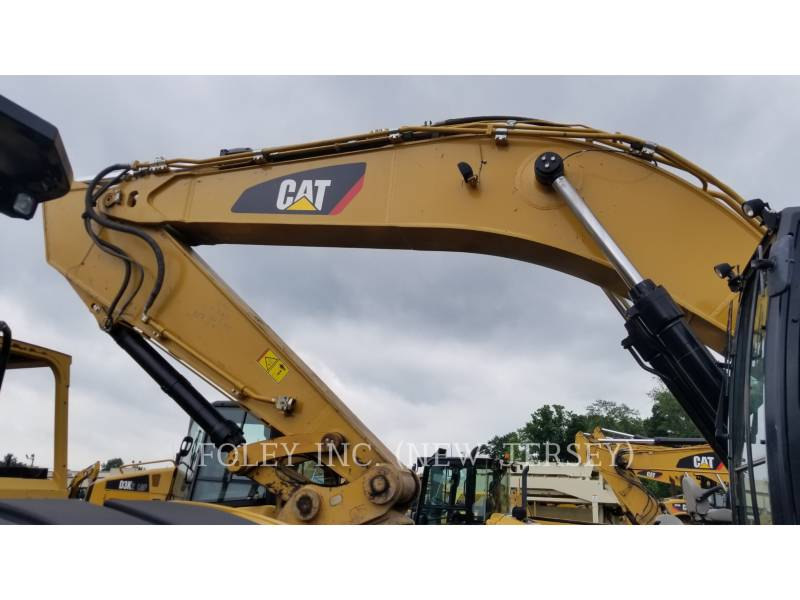 CATERPILLAR TRACK EXCAVATORS 349EL TC equipment  photo 5