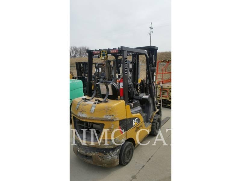 CATERPILLAR LIFT TRUCKS GABELSTAPLER 2C6000_MC equipment  photo 2