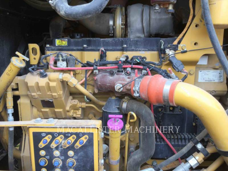 CATERPILLAR NIVELEUSES 140M AWD equipment  photo 9